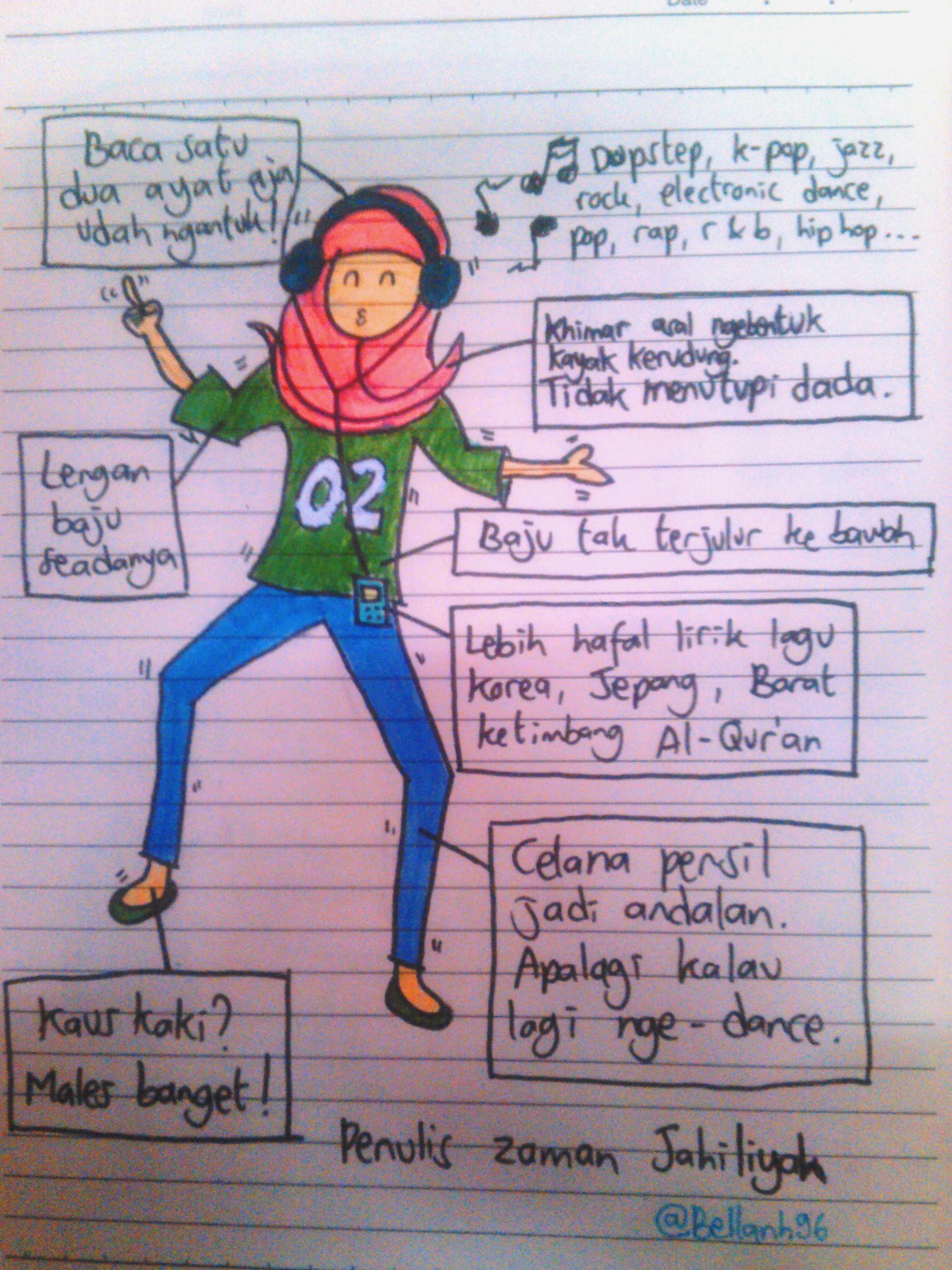 Hijabku Sahabat Hijrahku Hoopla